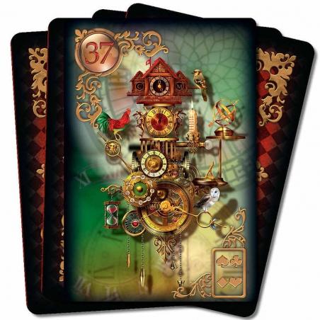 Gilded Reverie Lenormand expanded edition - Ciro Marchetti (Dutch)