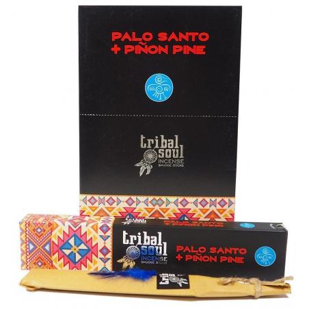 12 pakjes Palo Santo & Pinion Pine (Tribal Soul)