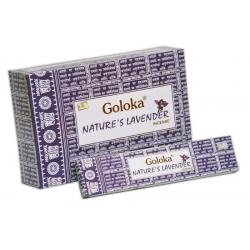 12 pakjes GOLOKA Nature's Lavender (15 gms)