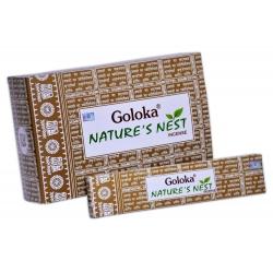 12 pakjes GOLOKA Nature's Nest (15 gr)