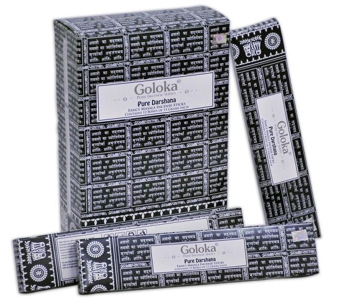 12 pakjes GOLOKA - Pure Darshana