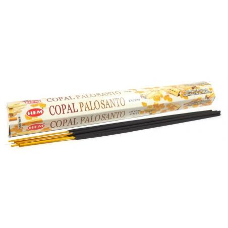 Copal Palo Santo incense (HEM)