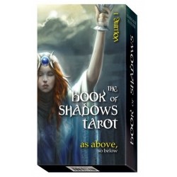 Das Buch der Schatten Tarot-Barbara Moore