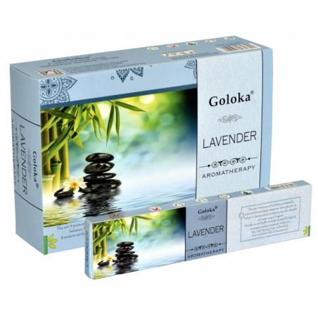 Green Tree Goloka Natures Parijatha Incense Box of 12 Packs