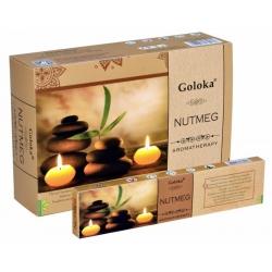 12 pakjes GOLOKA Nutmeg