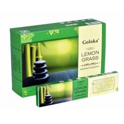 12 pakjes GOLOKA Lemongrass
