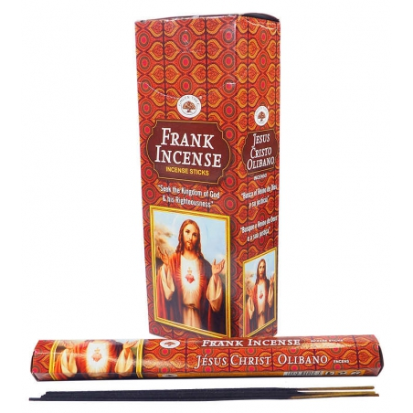 6 packages Frankincense incense (Green Tree)