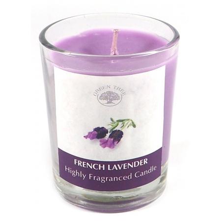 French Lavender votief geurkaars