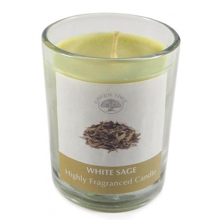 White Sage votief geurkaars