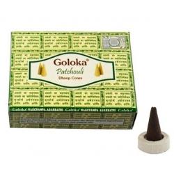 GOLOKA Patchouli dhoop cones