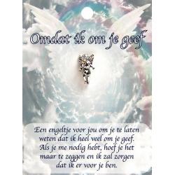 Dierbare Engel - Omdat ik om je geef