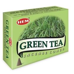 Green Tea - Kegelwierook (HEM)
