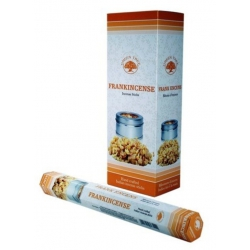 6 pakjes Frankincense wierook (Green Tree)