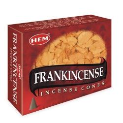 Frankincense Kegel wierook (HEM)