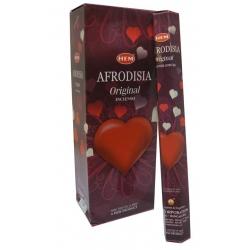 6 pakjes Aphrodisia wierook (HEM)