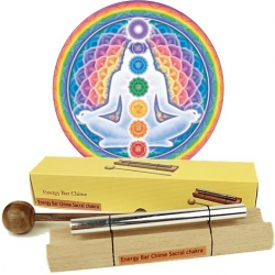 Chakra Healing klankstaaf - 2e chakra