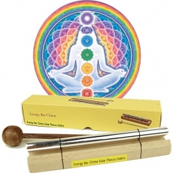 Chakra Healing klankstaaf - 3e chakra