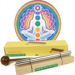 Chakra Healing klankstaaf - 4e chakra