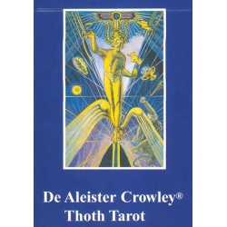 Aleister Crowley Thoth Tarot - Pocket (NL)