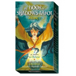 The book of Shadows tarot VOLUME 2 - Barbara Moore