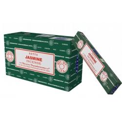 12 pakjes  Jasmine wierook (Satya)