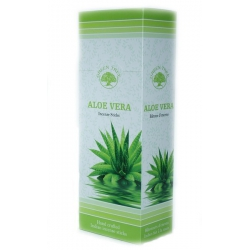 6 pakjes Aloe Vera wierook (Green Tree)