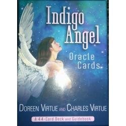 Indigo Angel cards - Doreen Virtue & Charles Virtue (UK)