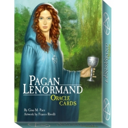 Pagan Lenormand Oracle Cards - Gina M. Pace