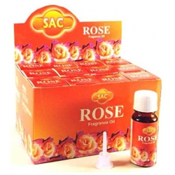 Rose / Rozen geurolie (sac)