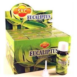 Eucalyptus geurolie (sac)