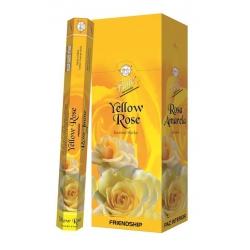Yellow Rose wierook (Flute)