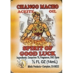 Chango Macho - Spiritual Oil