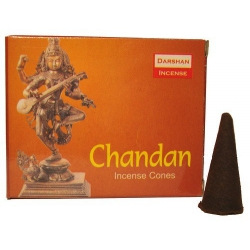 Chandan - Kegelwierook (Darshan)
