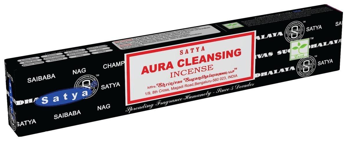 Aura Cleansing wierook (Satya)