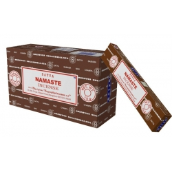 12 pakjes Namaste wierook (Satya)