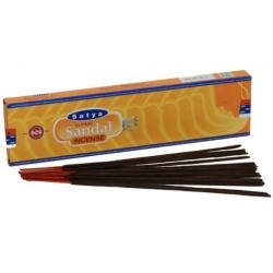 Super Sandal wierook (20 grams verpakking) - Satya