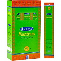 Mantram wierook (Satya) 15 gms