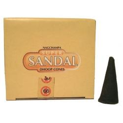 Super Sandal - Dhoop cones