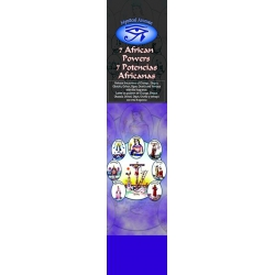 7 African Powers wierook - Mystical Aromas