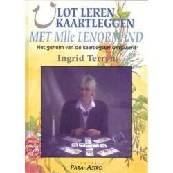 Lernen einfache Karte mit Mlle Lenormand-Ingrid Tabrizi