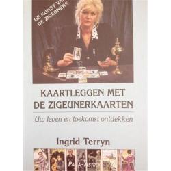 Karte mit der Zigeuner-Karten-Ingrid Tabrizi