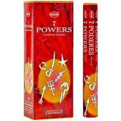 7 Powers wierook (HEM)