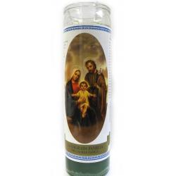 The Sacred Family glaskaars