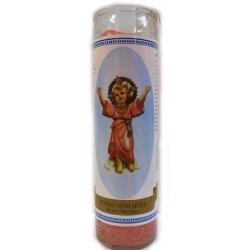 Divine Child / Divino Nino glaskaars