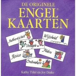 De originele ENGELkaarten - Kathy Tyler
