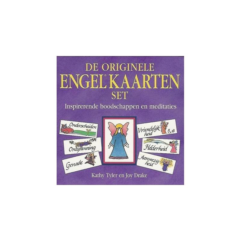De originele ENGELkaarten SET - Kathy Tyler & Joy Drake