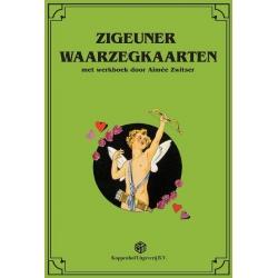 Zigeunerkaarten met Werkboek (set) - Aimée Zwitser