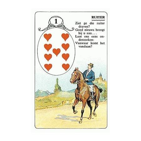 Lenormand fortune cards - Aimée Zwitser (NL)