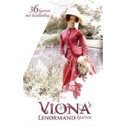 Viona's Lenormandkaarten (Spel)