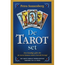 De Tarotset - Petra Sonnenberg kaarten + boek (NL)